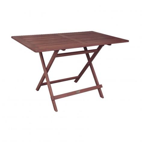 Τραπέζι Κήπου Ξύλινο πτυσσόμενο