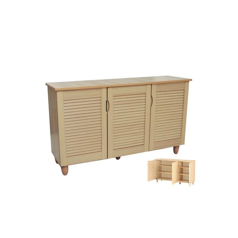 Παπουτσοθήκη ξύλινη