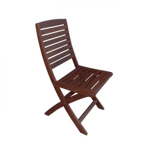 Καρέκλα Κήπου Ξύλινη από ακακία