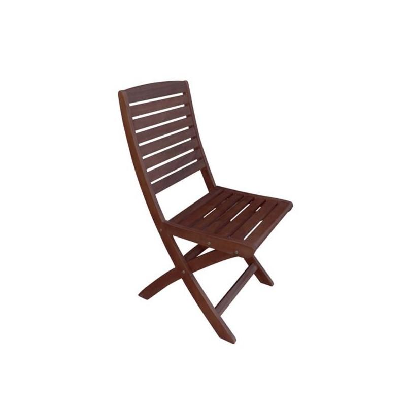 Καρέκλα Κηπου Ξυλινη